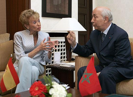 Reunión en Rabat