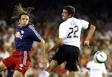 El Valencia en Liga de Campeones