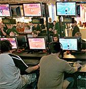 Games Convention de Leizpig (W. Grubitzsch / EFE)