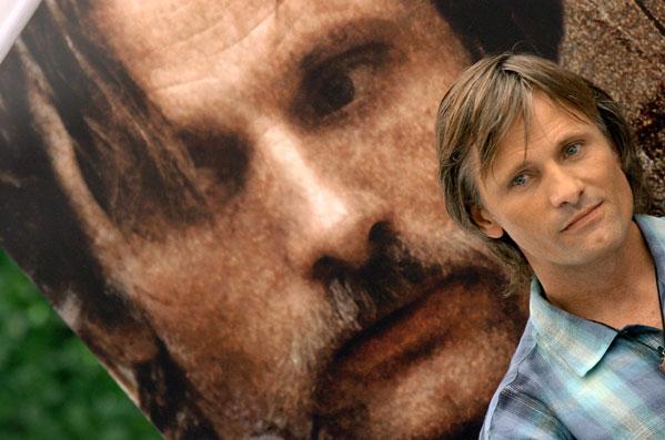 Viggo Mortensen es Alatriste (Víctor Lerena / EFE)