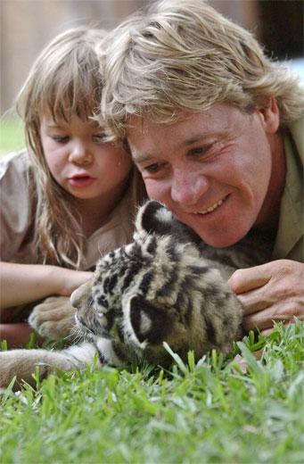 Fotos de la muerte de el cazador de cocodrilos 25