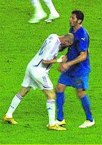 Zidane cabecea