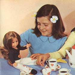 Una de las más míticas muñecas de Famosa: la Nancy. (teacuerdas.com)