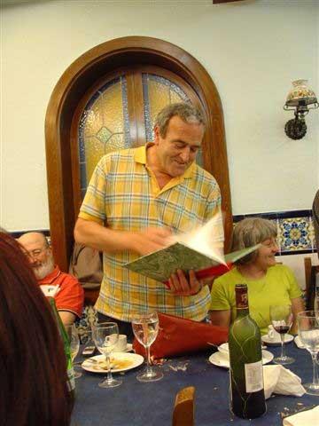 El abogado leonés Simón López-Quero. (PCE)