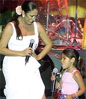 Isabel Pantoja y Chavelita