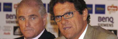 Capello y Calderón