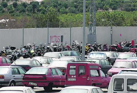 Depósito de vehículos bacarot alicante