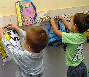 Ayer empezaron el colegio más de 600.000 niños en Madrid