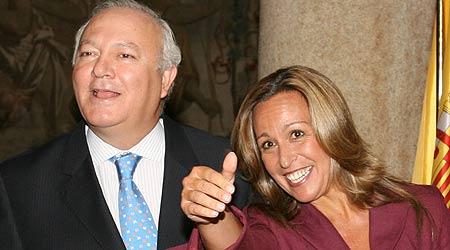 Trinidad Jiménez y Moratinos