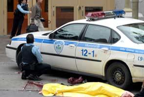 Gill fue abatido por la policía