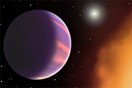 Nuevo planeta universo