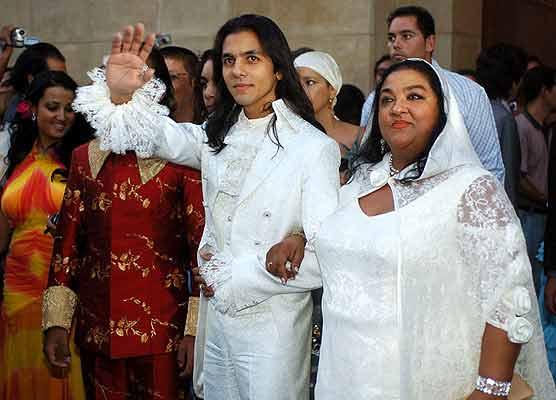 Farruquito, el día de su boda