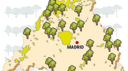 Zonas con protecci�n ambiental en Madrid