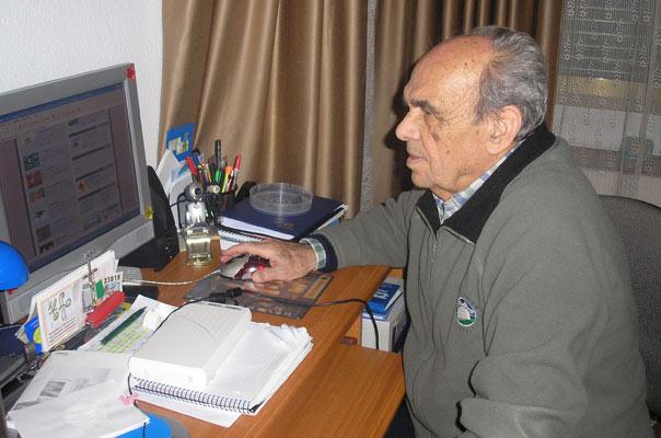 Andrés Téllez, el abuelo de la blogosfera española