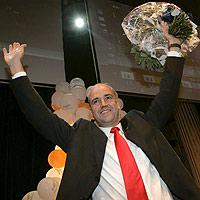 Fredrik Reinfeldt, nuevo primer ministro sueco.