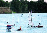 Los puertos deportivos se quedan sin atraques libres