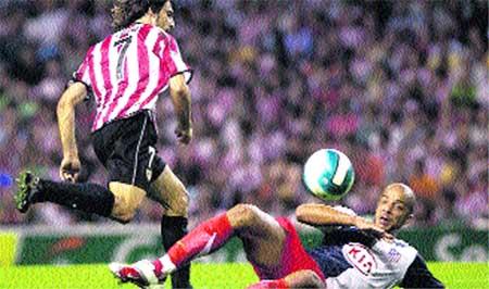El Atlético se da un Festival de goles