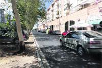 Los vecinos de Kansas City, achantados por los coches