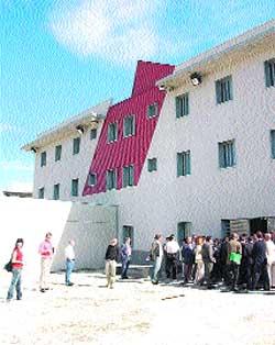 Abre el nuevo centro de menores, con 69 plazas