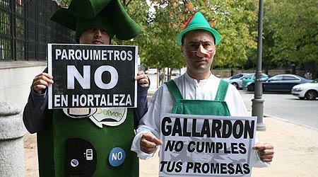 Pinocho contra Gallardón
