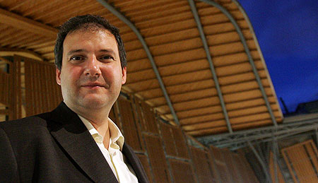 Jordi Hereu, alcalde de Barcelona