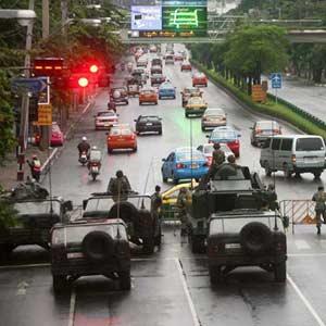 Golpe de Estado e Tailandia