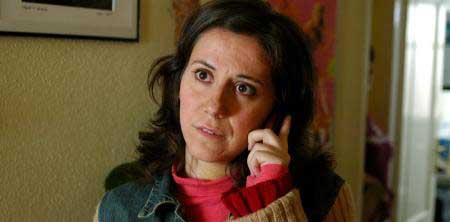 Fátima Baeza, en el cortometraje