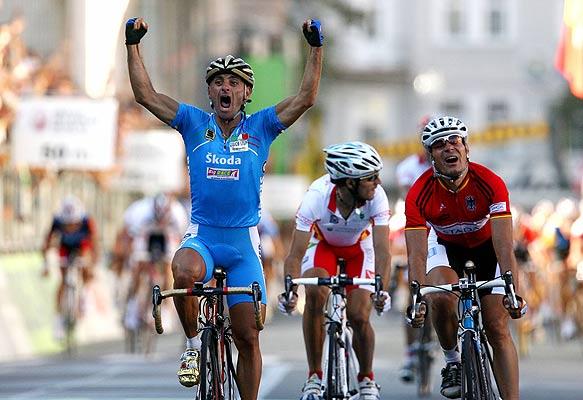 Bettini, Zabel y Valverde