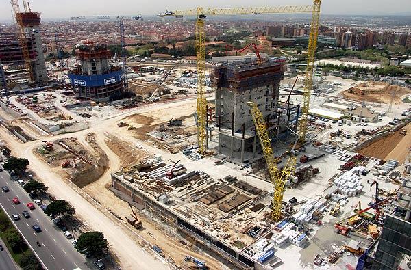 Madrid se quedar sin suelo urbanizable en 18 a os for Suelo no urbanizable