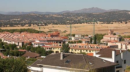 Vista de Quijorna, municipio en el que Plarquin desarrolla 10.000 viviendas
