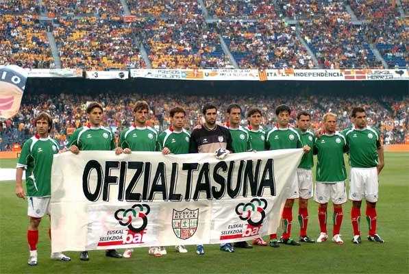 Encuentro Euskadi-Cataluña