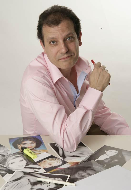 El escritor y periodista Fernando Rueda.