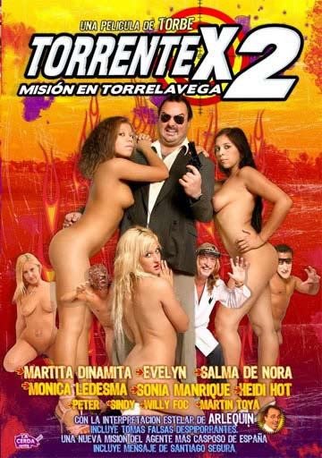 Torrente X 2 - Mision en Torrelavega (XXX) (DVDrip)