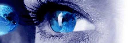 ... hombres con ojos azules buscan en su pareja el mismo color de ojos
