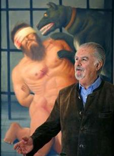 Fernando Botero expone Abu Ghraib