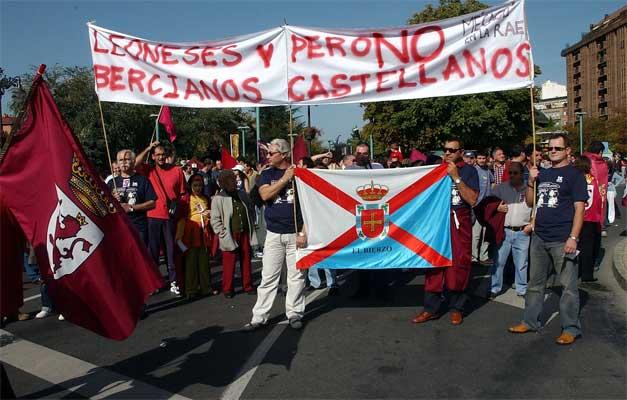 Marcha en León