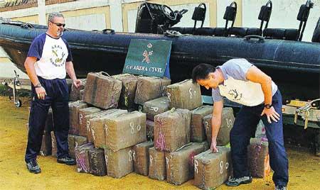 Detectadas 867 mafias en dos años, 80 de ellas muy peligrosas