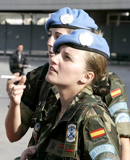 Resultado de imagen de militar española