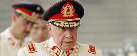 Pinochet (Claudia Daut / REUTERS)
