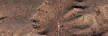 """El """"hombre del iPod"""" en Google Earth"""