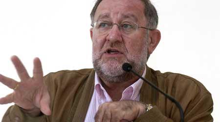 Fernando González Urbaneja, presidente de la APM, en una imagen de archivo.