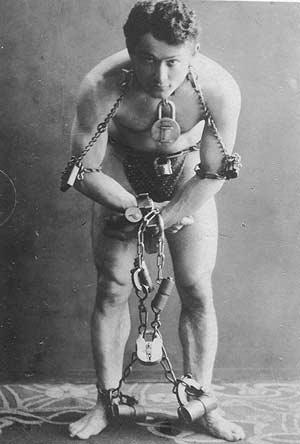 Houdini. (ARCHIVO)