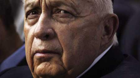 Ariel Sharon, en una imagen de archivo. (Efe)