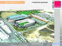 El Valladolid Arena da un paso para ser realidad