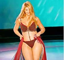 bikini kirsty ally