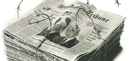 La libertad de prensa, amenazada