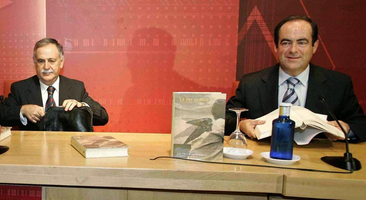 José Bono y Juan C. Rodriguez Búrdalo