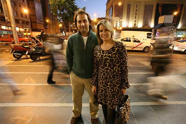 Iker Jiménez y Carmen Porter: \