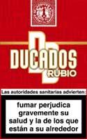 Ducados Rubio sube su precio. (Ducados)