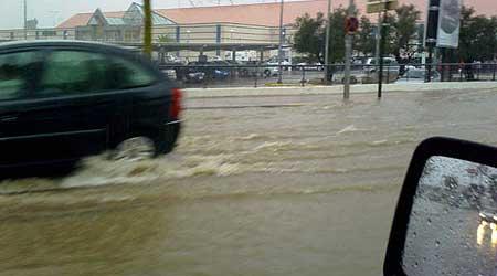 Navarra y extremadura en alerta por fuerte viento y lluvias intensas - El tiempo dos hermanas sevilla ...